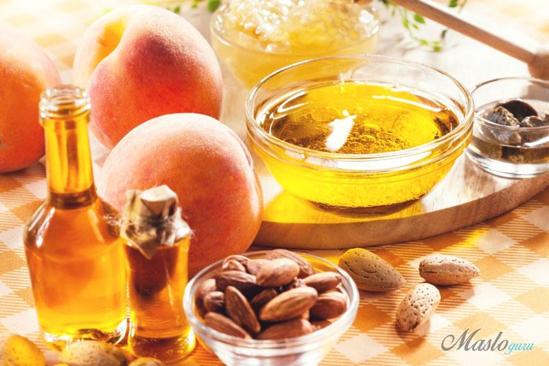 Персиковое масло в нос: применение и инструкция 1-3