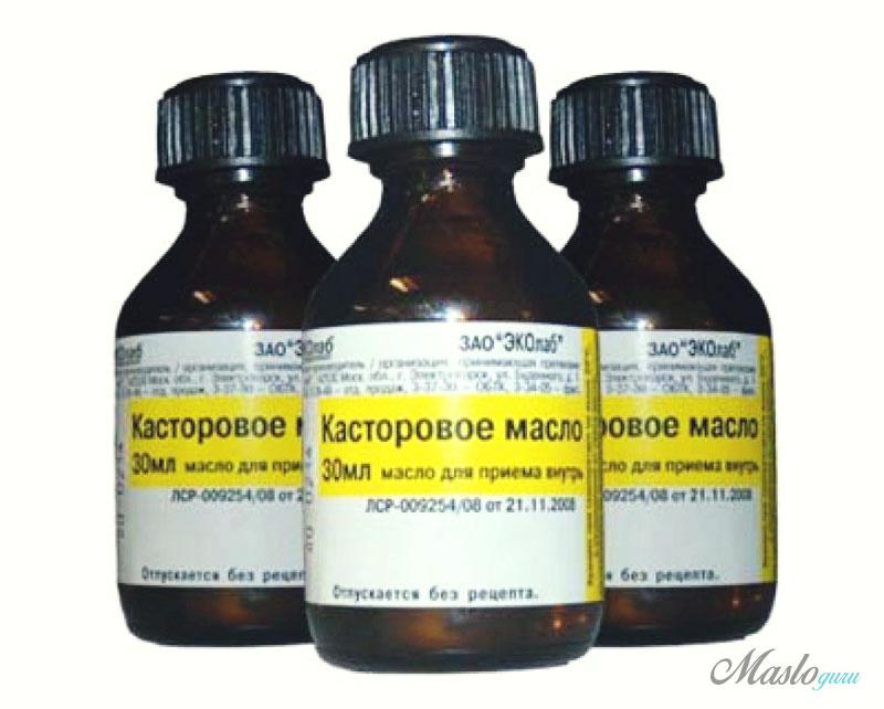 Касторовое масло против выпадения волос: реальная помощь 9-2