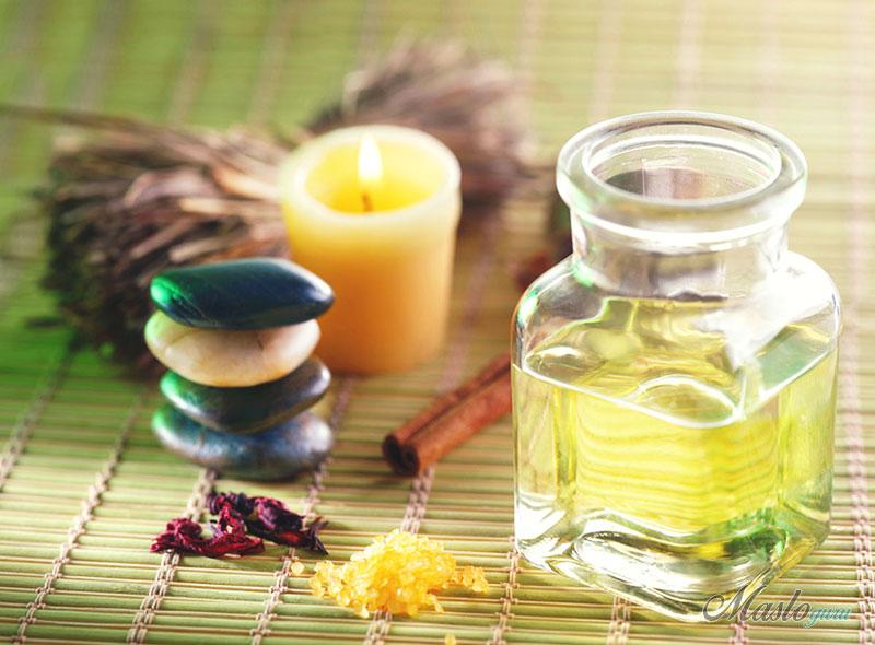 Касторовое масло против выпадения волос: реальная помощь 9-4